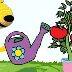 Little Farmers Learn About Vegetables Garden |Cartoons on Friendship |Kids Animation Videos |Happets