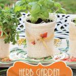 23 Creative DIY Indoor Herb Garden,Kitchen Garden Window Ideas, DIY Kitchen Garden, Window Garden