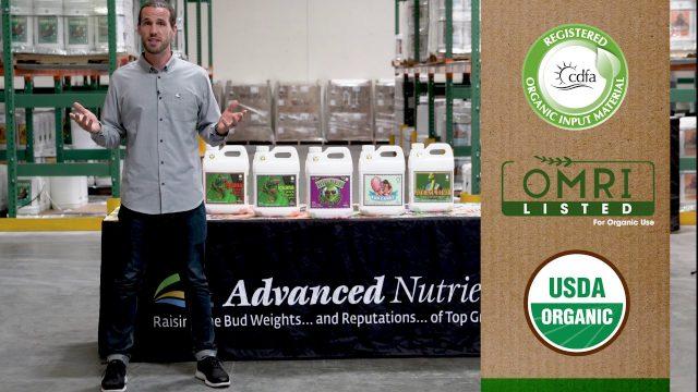 Advanced Nutrients Introduces New, High-Performance Organic OIM Line