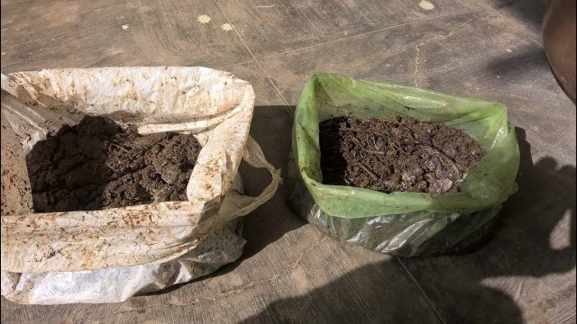 VID 14 HOW TO MAKE COMPOST(KHAD) AT HOME VERY EASILY