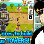 I MUST UPGRADE MY CASTLE! l Grow Tower: CASTLE DEFENDER TD!