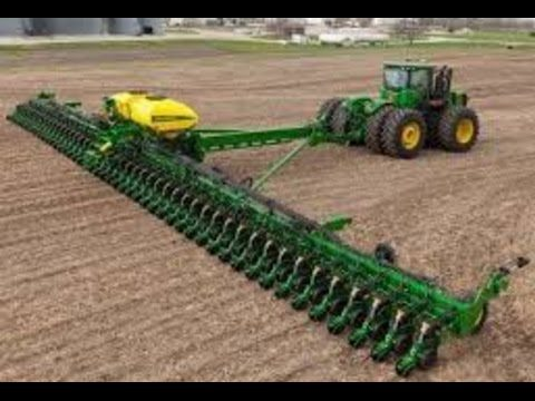 Smart Technology Modern Farming | Amazing Agriculture machine