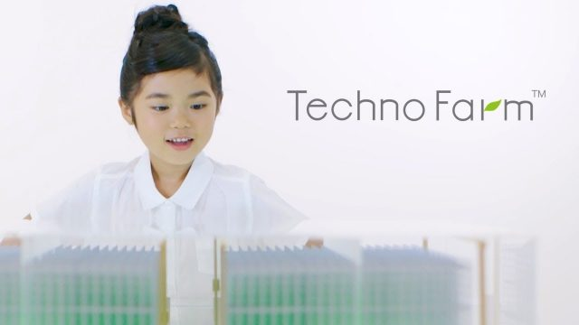 Techno Farm™ │ Indoor Vertical Farming │ Spread Co.,Ltd.