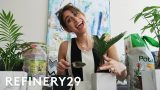 5 Days Of Indoor Gardening | Try Living With Lucie | Refinery29