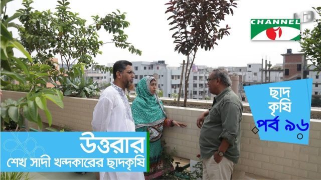 Rooftop farming | EPISODE 96 | HD | Shykh Seraj | Channel i | Roof Gardening | ছাদকৃষি |