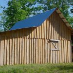 Building an Old-fashioned Pole Barn, Pt 6 – The Farm Hand's Companion Show, ep 12