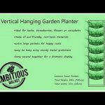Must See Gardening Review! Meiwo 7 Pocket Hanging Vertical Garden Wall Planter For Yard Garden Ho..