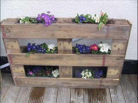 pallet garden ideas