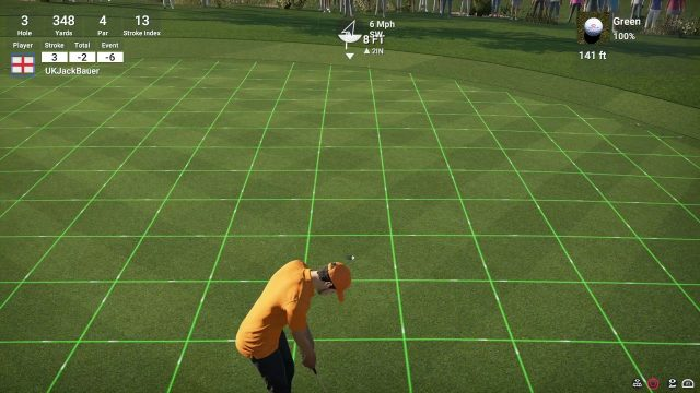 The Golf Club 2 – The Green Grid Lies