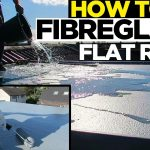 how to install grp fibreglass flat roof, roofing tutorial pt 1