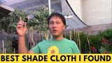Best Shade Cloth to Reduce Temperature of Plants for Your Vegetable Garden