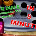 How to build a DWC hydroponic system –  easy, simple and cheap – Best Instrucables video in full HD!