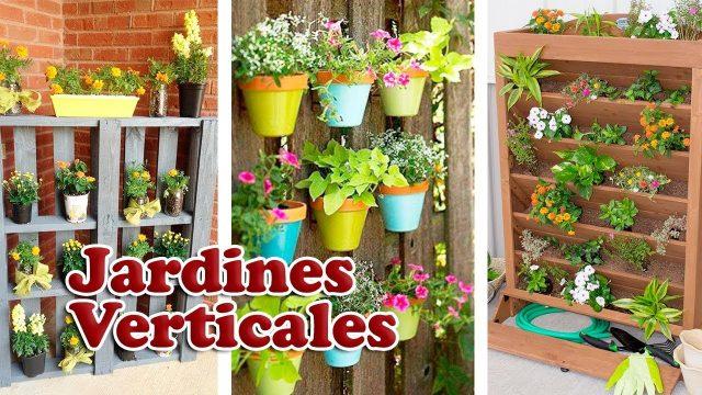 Formas Creativas para Diseñar un Jardín Vertical – Cuidando el Jardín