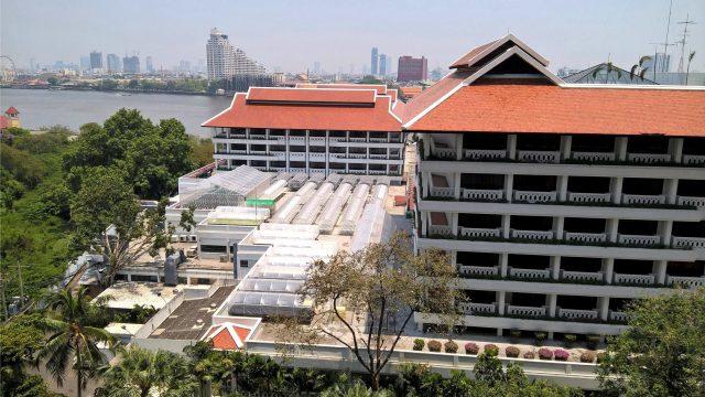 Anantara Riverside Bangkok Resort Rooftop Hydroponic Farm – Project of the Week 9/19/16