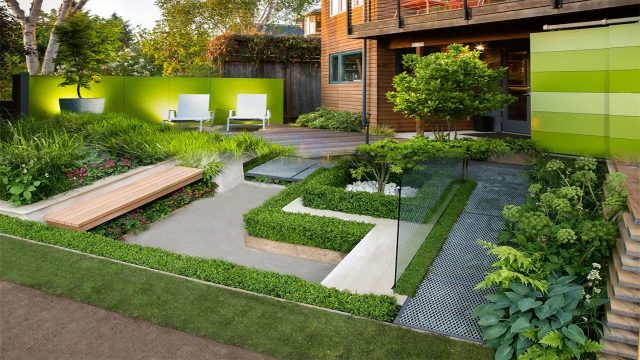 Beautiful Modern Garden Design Ideas –  Room Ideas