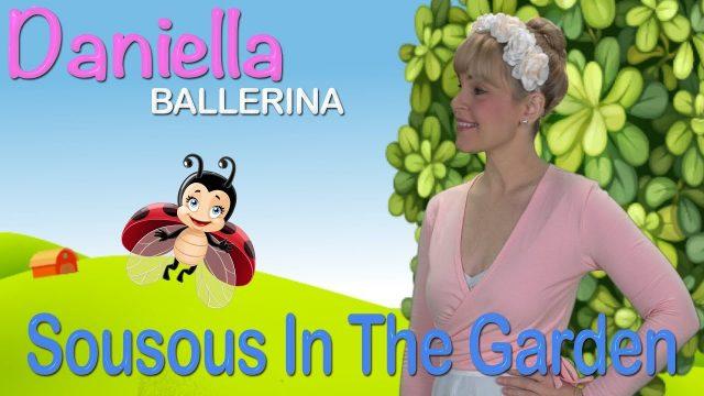Sousous In The Garden – Kids Ballet Class