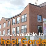 Retirement living – Homes are still available at School Gardens, Stourport.