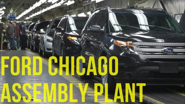 Ford Plant Chicago