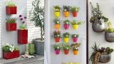Modern House Wall Planter Ideas For 2018
