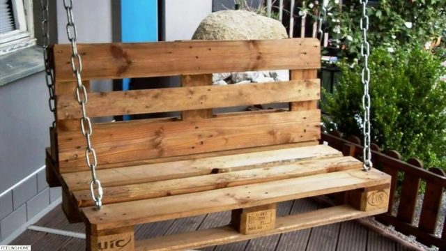 ☑️ Top 100 Wood Swing and Wood Garden Decoration Ideas 2018 | Pallet Log Creative Ideas