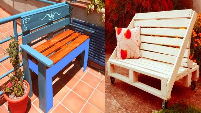 Amazing Outdoor Pallet Furniture Ideas | Diy Patio Furniture With Pallets