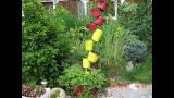Erdbeerturm Pflanzturm vertikaler Garten für Erdbeeren oder Blumen