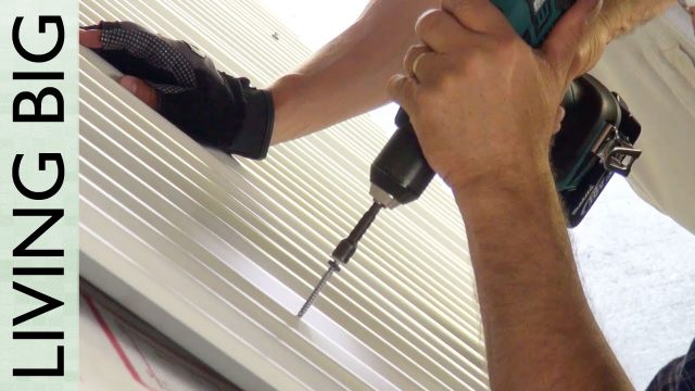 Installing  A Corrugate Roof (Part 1)