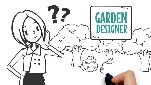 Garden Design Explainer Video