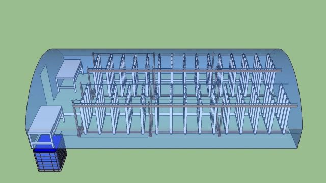 Building a Greenhouse System with SketchUp