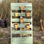 Vertical Gardening Pallet Planter | Repurposing Pallets to Make a Hanging Garden | DIY