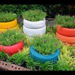7 Tire Garden Ideas You Must Look on