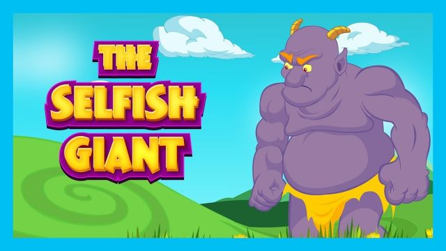 THE SELFISH GIANT – KIDS HUT STORIES || BEDTIME STORIES AND FAIRY TALES FOR KIDS – ANIMATED STORIES