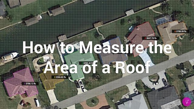 How to Measure the Area of a Roof