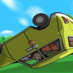 Mr Bean Game – Garden Racing – Best Funny Cartoon Game for kid Full Game Episode HD