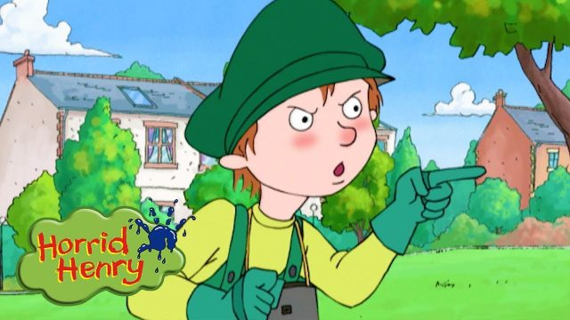 Horrid Henry – Horrid Gardening | Cartoons For Children | Horrid Henry Full Episodes | HFFE