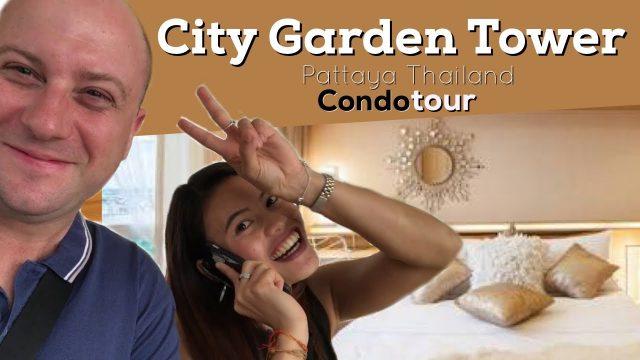 City Garden Tower Pattaya Thailand