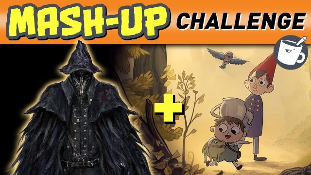 Bloodborne + Over The Garden Wall: Style Mash-Up Challenge