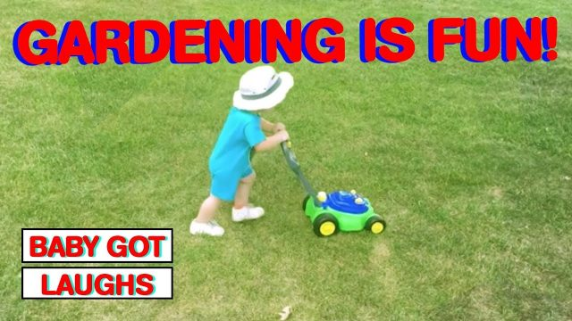 April Showers Bring May Flowers! | More Kids Gardening Compilation