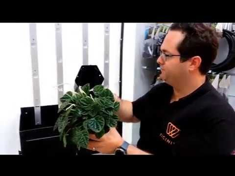 How to install your Vicinity Modular Vertical Garden – Pot with tanks