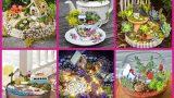 45 DIY Fairy Garden Ideas – DIY Small Garden Decorating