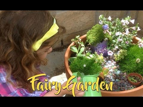 30 Cute Fairy Garden Ideas for Kids