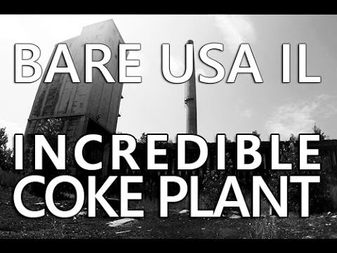 BARE USA Urban Exploration in Chicago IL |  Explore The ACME Coke Plant & Damen Silos