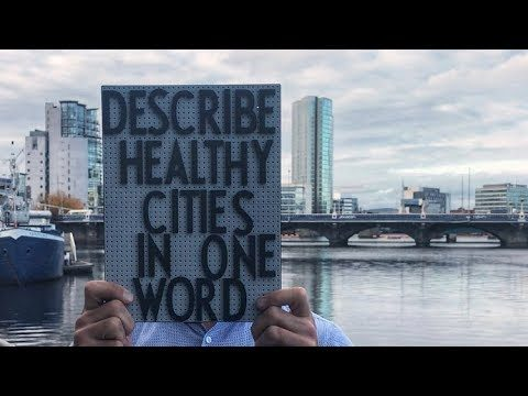 Healthy Cities in ONE word