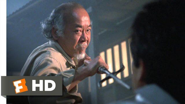 The Karate Kid Part II – Mr. Miyagi Fights Scene (5/10) | Movieclips