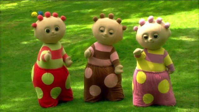 In the Night Garden 420 – Waving from Ninky Nonk | Cartoons for Kids