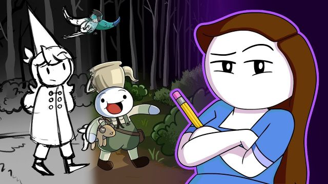 Drawing Animators into Over the Garden Wall (+Ghost Story!)