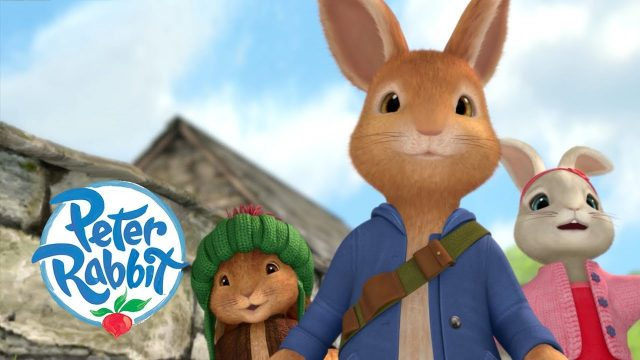 Peter Rabbit – The Biggest Radish in the Garden | Cartoons for Kids