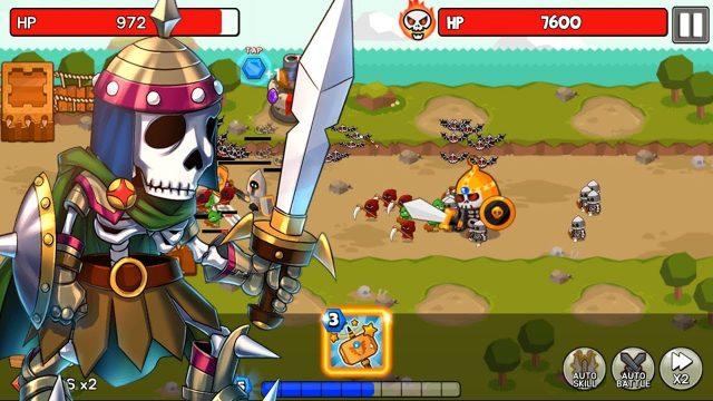 Xây Dựng Thành Trì Loài Người Chống Quỷ | GROW TOWER | Top Game Mobile Hay Android, Ios
