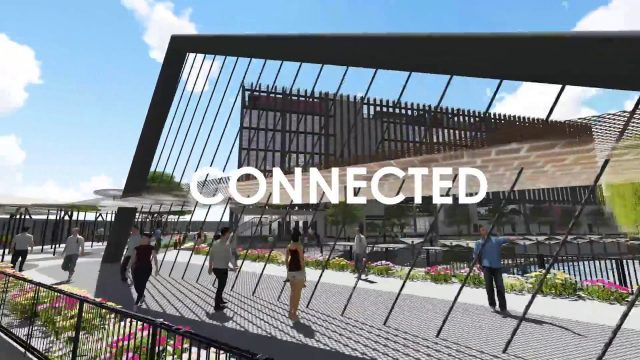 Agri-Market Hall – Sustainable Architecture using vertical farming to improve social sustainability