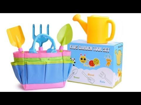 Kids Garden Tool Set | Learning Toys | INNOCHEER